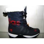Кроссовки зимние подростковые ** Adidas 624-6 синий