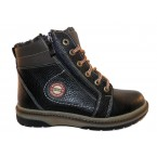 Ботинки подростковые * Levons 122-41 K черный