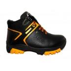Ботинки подростковые * Zangak 122 черный