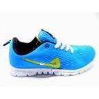 Кроссовки * подростковые Bonote B 8627-6 голубой
