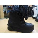 Ботинки женские ** Carlo pachini 5008-11 зимние черный