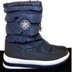 Ботинки подростковые ** Navigator 2825-2 синий