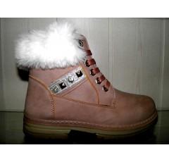 Ботинки женские Ideal