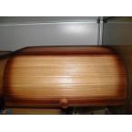 Хлебница деревянная большая *25346