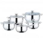 Набор посуды Maestro MR 3022-10 ***
