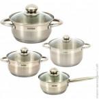 Набор посуды Rotex RC304-8L Venezia  ***