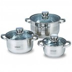 Набор посуды  Maestro MR 2220-6 L * 21578