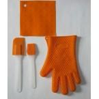 Набор силиконовых кухонных принадлежностей Stenson 0182