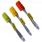 Лопатка и кисточка силиконовые Maestro MR 1167 ***