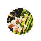 """Блюдо Luminarc 3012 М 120 """"Розовая орхидея"""" * 38517"""