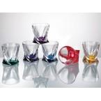Набор стаканов Bohemia, Quadro 34298