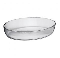 Блюдо стеклюянное для запекания Borkam