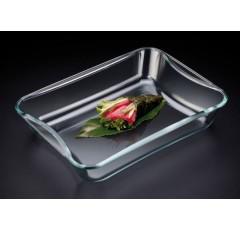 Блюдо стеклюянное для запекания Simax