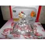Масленка стекло KAVEH BM 7109