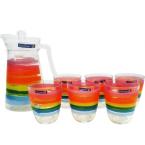 Набор для напитков Luminarc, Color Pencil 6176