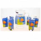 Набор для напитков Luminarc, Melys Azur 9119