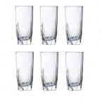Набор стаканов Luminarc, Ascot H9813