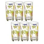 Набор стаканов Luminarc, Crazy Flowers 4604