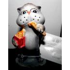 """Статуэтка """"Кот с бутербродом"""" 919-034"""