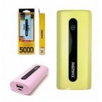 Портативная батарея Power Bank REMAX (5000 mAh),34495