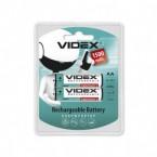 Батарейка аккумулятор Videx HR6/AA 1500mAh