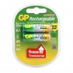 Батарейка аккумулятор GP 270 AA C2 2700 mAh