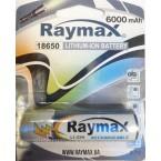 Батарейка аккумулятор Raymax AA 6000mAh * 35905