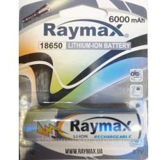 Батарейка аккумулятор Raymax AA 6000mAh