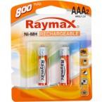 Батарейка аккумулятор Raymax  HR03/ AAA 800mAh