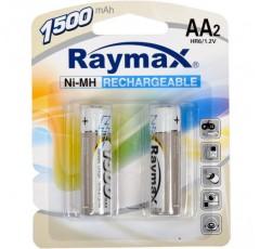 Батарейка аккумулятор Raymax  HR06/ AA 1500mAh