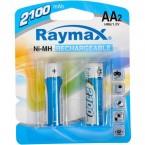 Батарейка аккумулятор Raymax  HR06/ AA 2100mAh