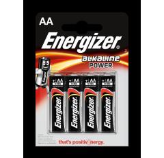 Батарейка Energizer Alkaline Power AA LR06