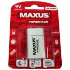 Батарейка Maxus (крона 9V)