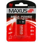 Батарейка Maxus Alcaline крона 6LR61