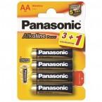 Батарейки Panasonic Alkaline Power АА FS 4 LR06