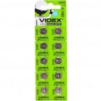 Батарейка Videx AG 10