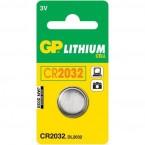 Батарейки GP CR 2032