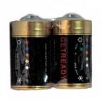 Батарейка Getready R20