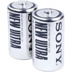Батарейка Sony R20