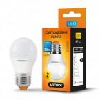 Лампочка Videx G45e 3.5W E27 4100K 220V