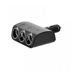 Автомобильное зарядное устройство LED 1520