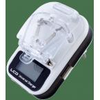 "Зарядное устройство Profieurope ""Жабка"" с LCD * 37051"
