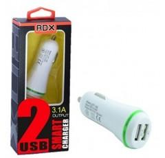 Автозарядка в прикуриватель Reddax RDX 110